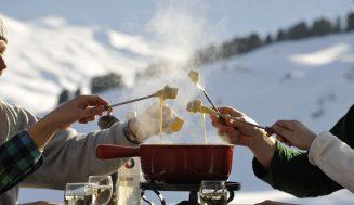 Fondi, savršena zimska zabava uz vino